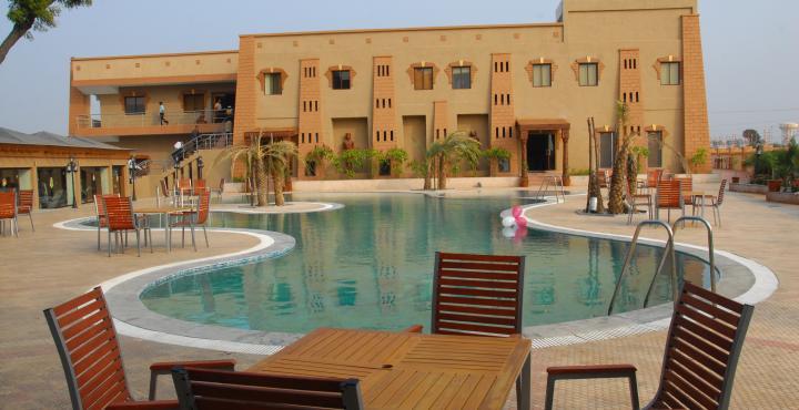 Papyrus Resort