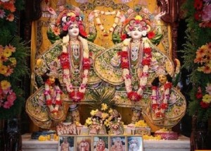 ISKCON – Sri Sri Radha Madanmohan Mandir