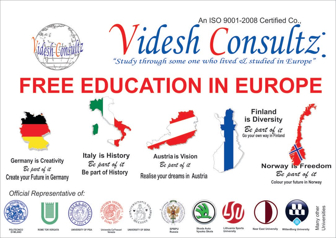Videsh Consultz ( Study in Europe )