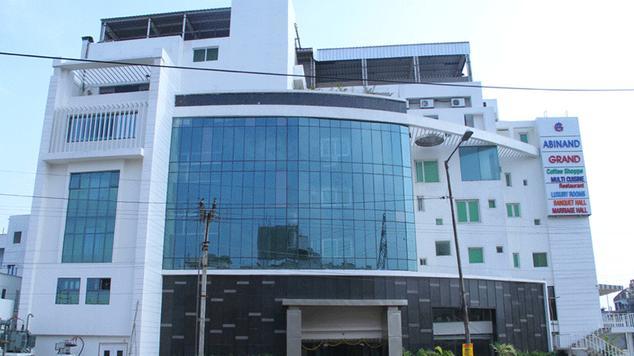 Abinand Grand L B Nagar