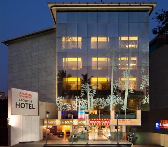 Bikanervala Boutique Hotel Banjara Hills