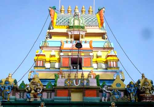 Chilkur Balaji Temple