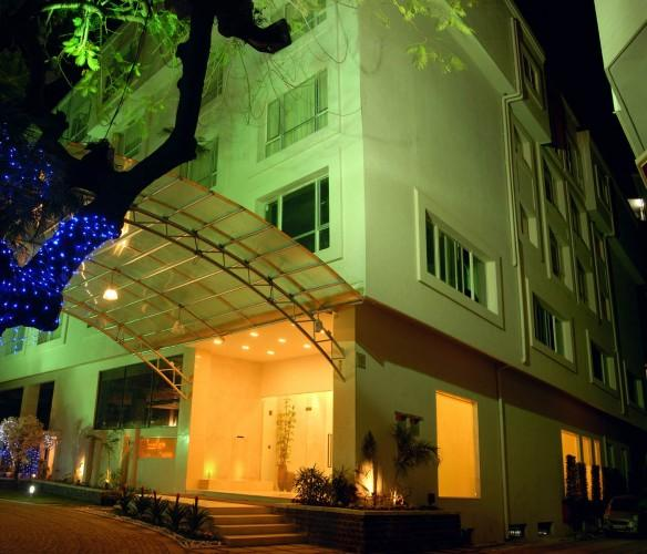 Hotel Inner Circle Somajiguda