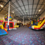 The Jump Zone. Kids play and Birthday Party Zone