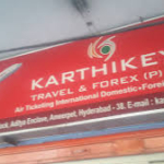 KARTHIKEYA TRAVEL AND FOREX PVT LTD, Ameerpet