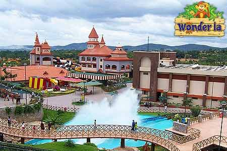 Wonderla Amusement Park Hyderabad