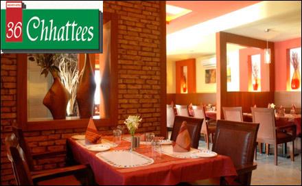 36 Chhattees Restaurant Jubille Hills