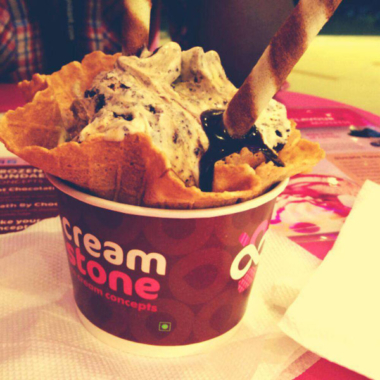 The best cold stone creamery in town – Cream Stone