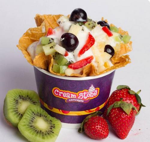 Cream Stone Ice Cream