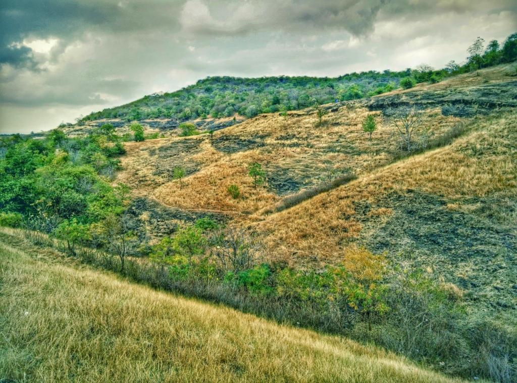 Anthagiri Hills