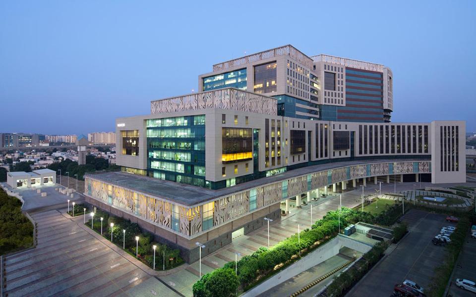 DLF Cybercity Hyderabad