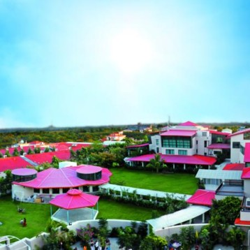 Best five star resorts in Hyderabad